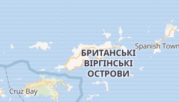 Род-Таун - детальна мапа