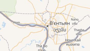 Вґєнтьян - детальна мапа