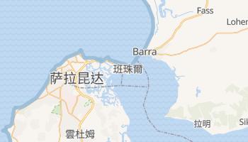 班珠尔 - 在线地图