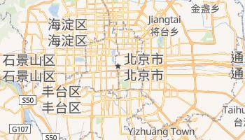 北京 - 在线地图