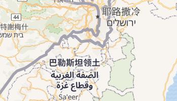 伯利恆 - 在线地图