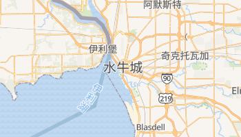 水牛城 - 在线地图