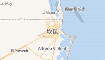 坎昆 - 在线地图