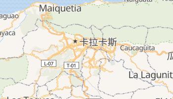 卡拉卡斯 - 在线地图