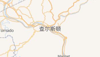 查尔斯顿 - 在线地图