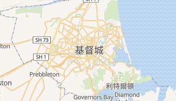 基督城 - 在线地图