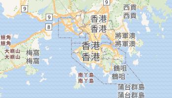 香港 - 在线地图