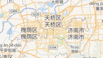 济南 - 在线地图