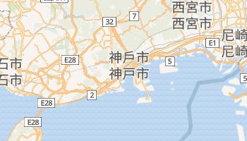 神户市 - 在线地图