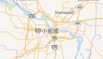 小岩城 - 在线地图