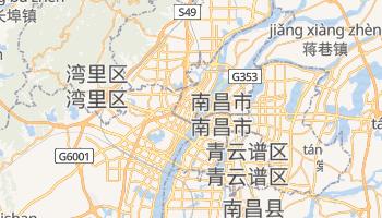 南昌 - 在线地图