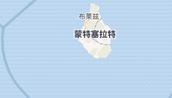 普利茅斯 - 在线地图