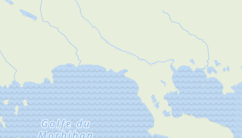 法兰西港 - 在线地图