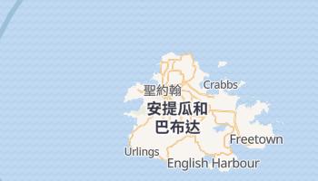 圣约翰 - 在线地图