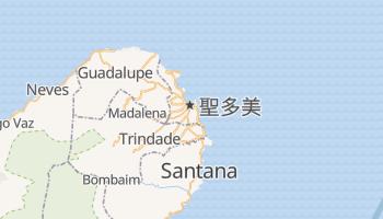 圣多美 - 在线地图