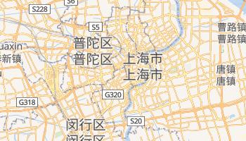 上海 - 在线地图