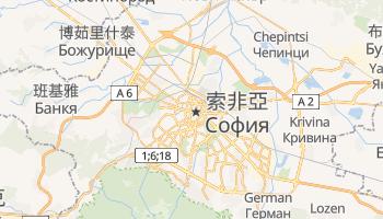 索菲亞 - 在线地图