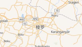 索罗 - 在线地图