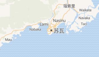 蘇瓦 - 在线地图