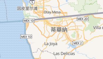 华纳 - 在线地图