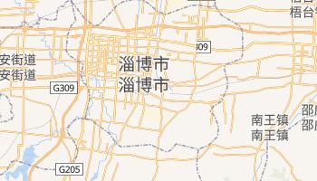 淄博 - 在线地图