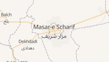 Online-Karte von Masar-e Scharif