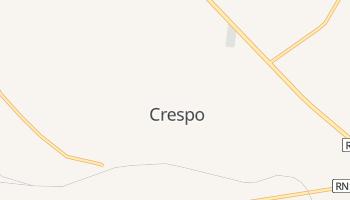 Online-Karte von Crespo