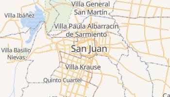 Online-Karte von San Juan