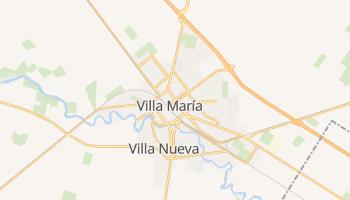 Online-Karte von Villa María