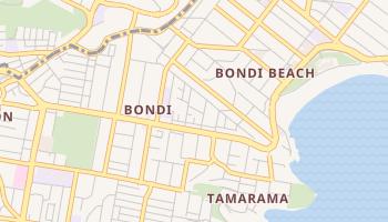 Online-Karte von Bondi
