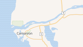 Online-Karte von Carnavon