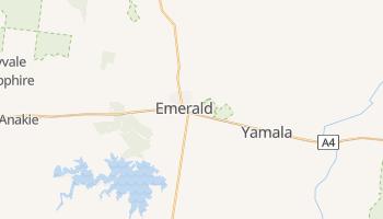 Online-Karte von Smaragd