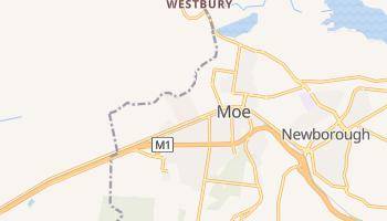 Online-Karte von Moe