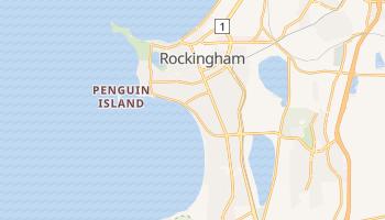Online-Karte von Rockingham