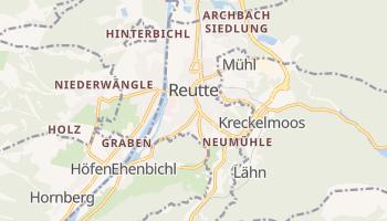 Online-Karte von Reutte