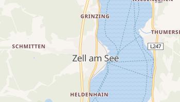 Online-Karte von Zell am See
