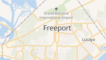 Online-Karte von Freeport