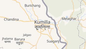 Online-Karte von Kumilla
