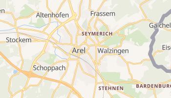 Online-Karte von Arlon