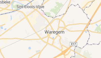 Online-Karte von Waregem