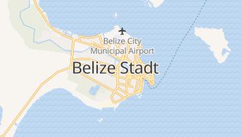 Online-Karte von Belize City