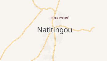 Online-Karte von Natitingou