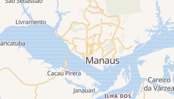 Online-Karte von Manaus