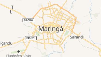 Online-Karte von Maringá