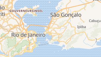 Online-Karte von Niterói