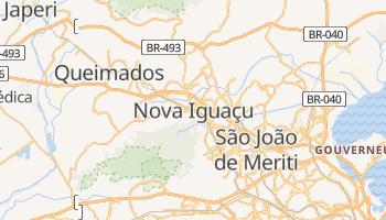 Online-Karte von Nova Iguaçu
