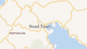 Online-Karte von Road Town