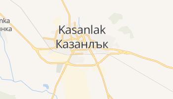 Online-Karte von Kasanlak