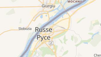 Online-Karte von Russe