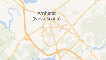 Online-Karte von Amherst